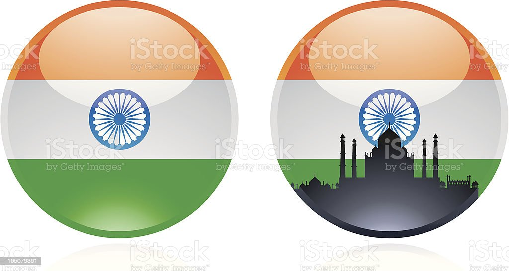 Indian Marble royalty-free stock vector art