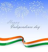 indian independence day patriotism celebration background