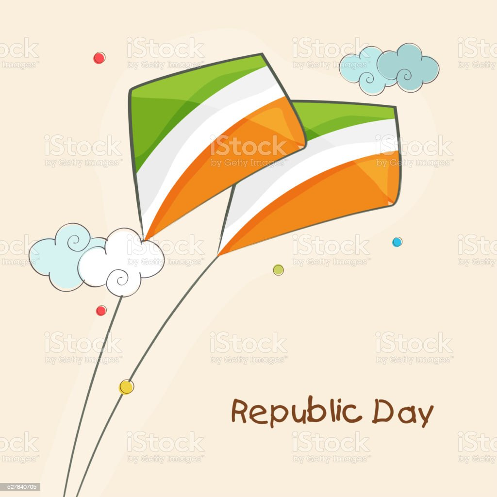 Indian republic day celebration greeting card stock vector art indian republic day celebration greeting card royalty free indian republic day celebration greeting card m4hsunfo