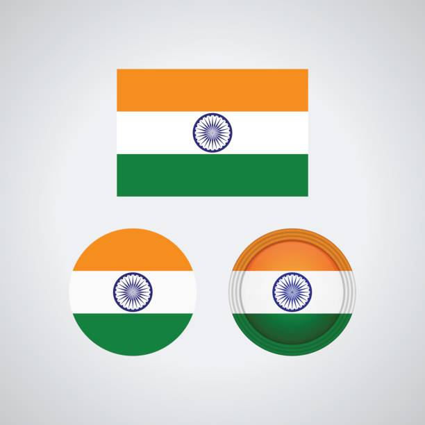Best Indian Flag Illustrations, Royalty-Free Vector Graphics & Clip