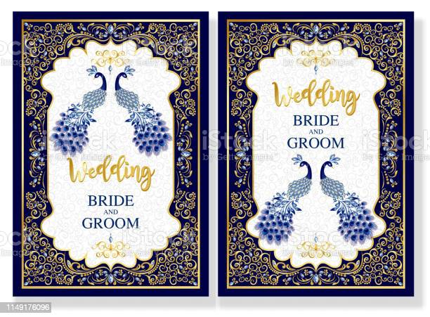 Indian Wedding Card Free Vector Art 426 Free Downloads