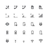 Indicator icons | retina series