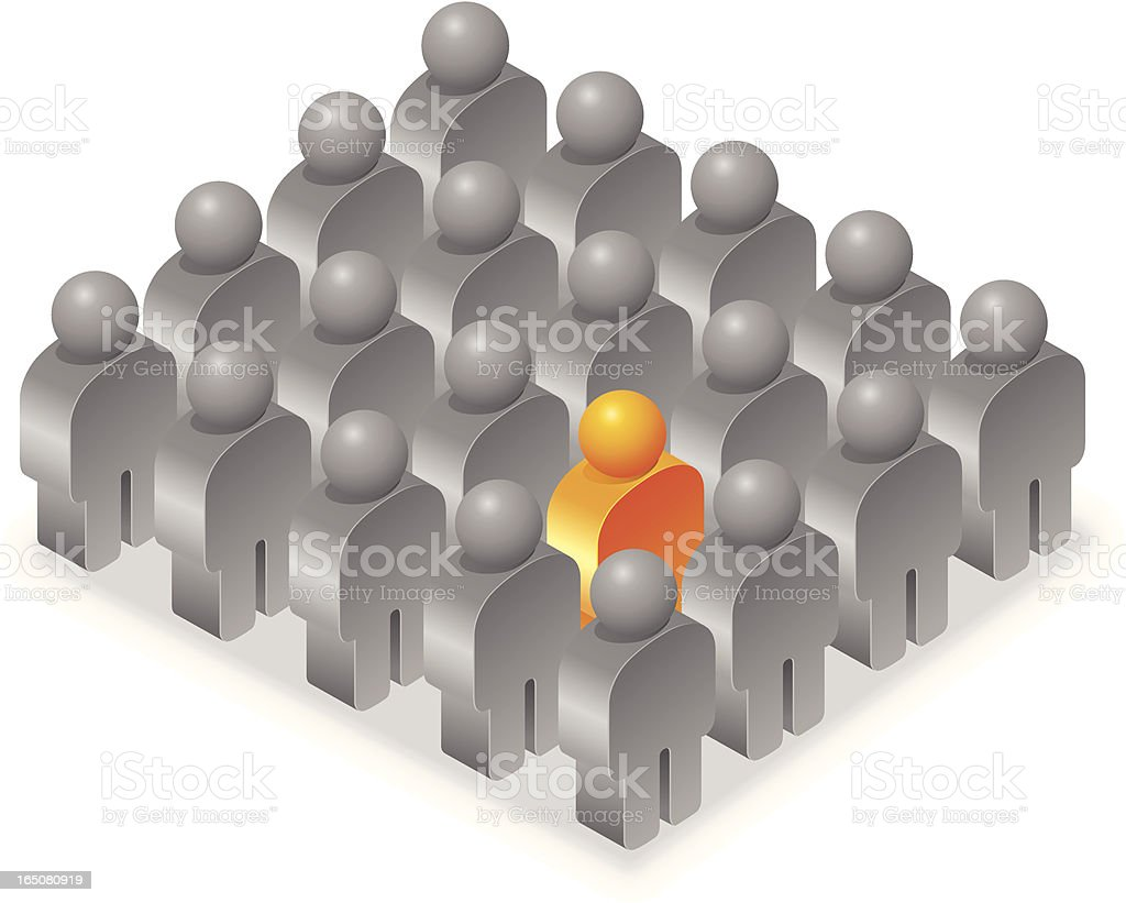 Individuality royalty-free individuality stock vector art & more images of adult