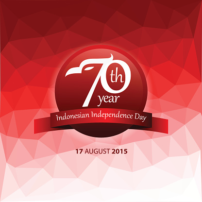 Indonesia Independence Day Logo