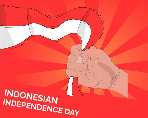 173 Indonesia Independence Day Illustrations Clip Art Istock