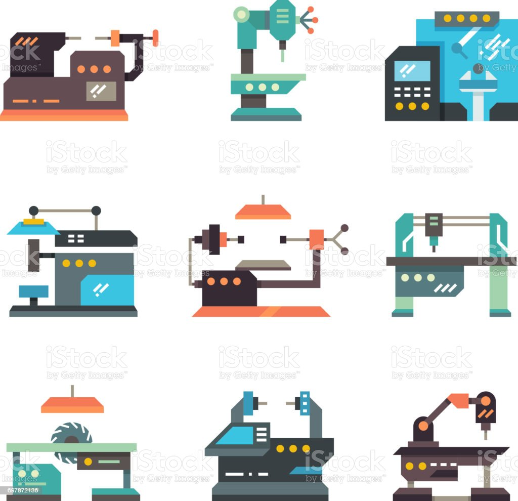 the history of cnc machines Cnc, or computer numerical control, is the automation of tools through programming commands,  and today's machines are being used by professionals,.