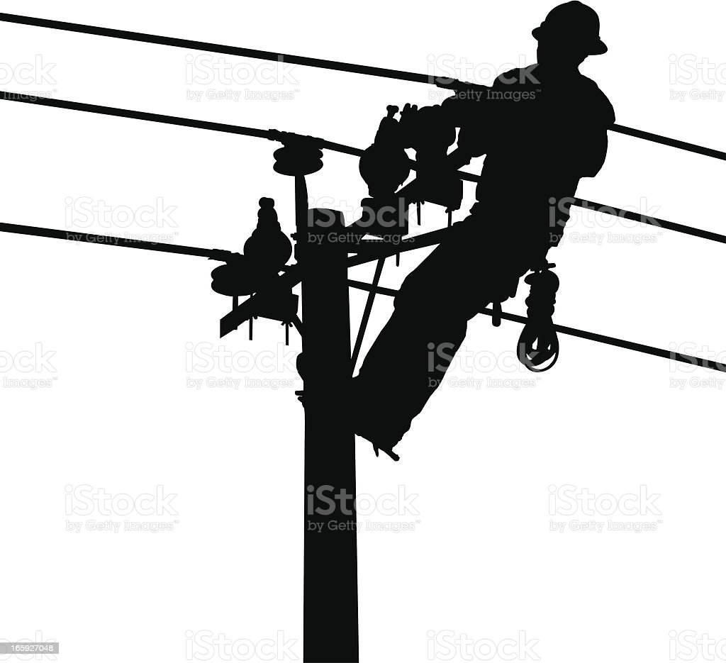 Industrial Electrician royalty-free industrial electrician stock vector art & more images of accidents and disasters