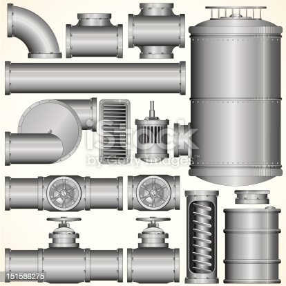 Vector Industrial Collection.