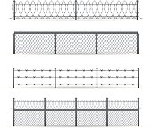 Industrial Fences