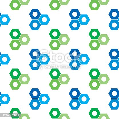 istock Industrial Nuts Seamless Pattern 1257279296