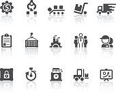 Industry Icons | Simple Black Series