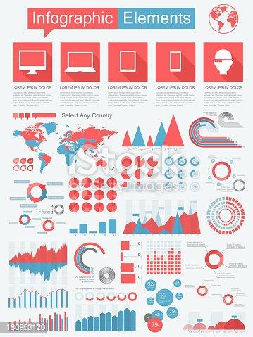 istock IT Industry Infographic Elements 180953120