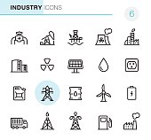 Industry - Pixel Perfect icons