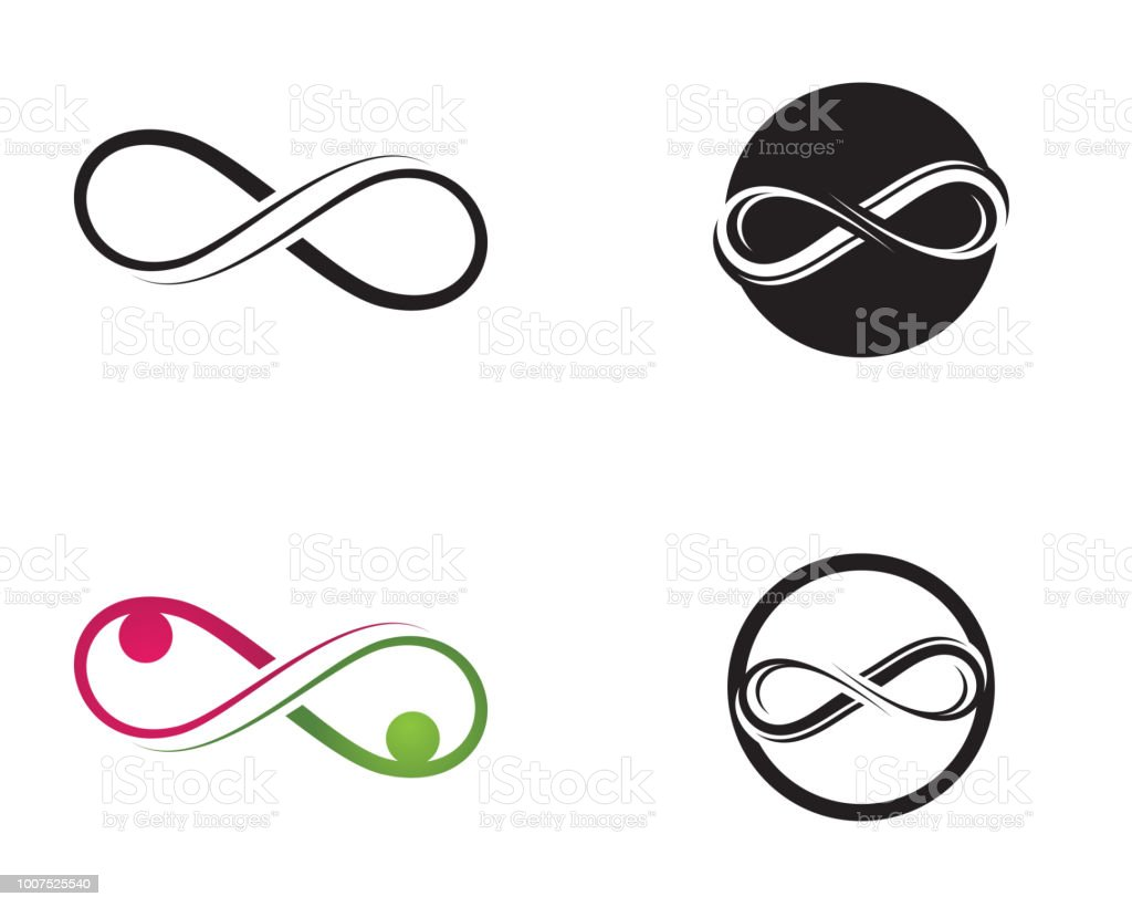 infinity symbol template gallery