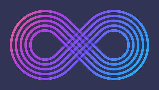 Infinity Symbol Shape
