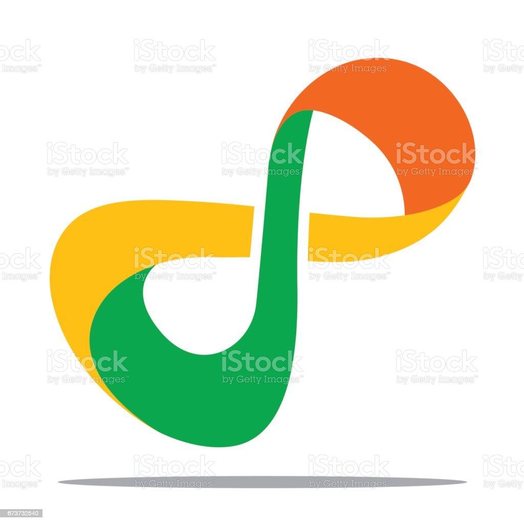 Symbole infinity symbole infinity – cliparts vectoriels et plus d'images de abstrait libre de droits