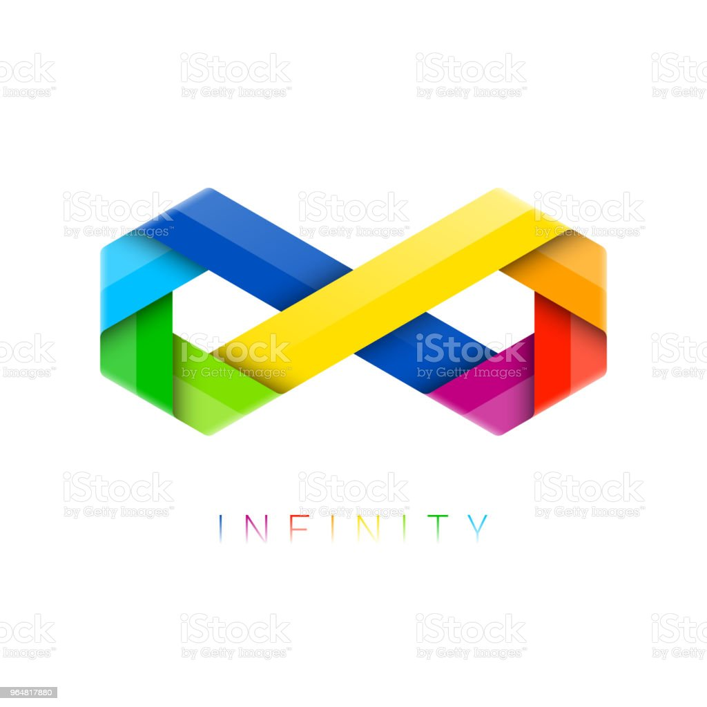 Infinity symbol royalty-free infinity symbol stock vector art & more images of abstract