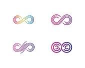 istock Infinity vector icon 1181781061