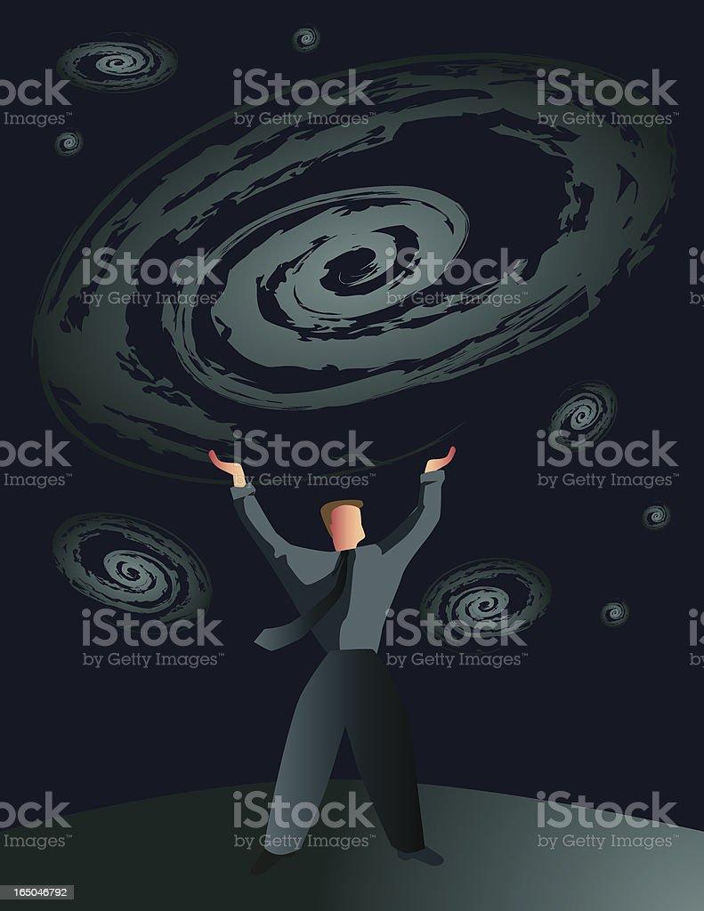 infinity royalty-free stock vector art