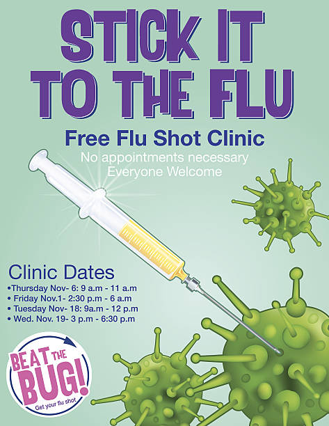 Royalty Free Flu Shots Clip Art, Vector Images & Illustrations - iStock