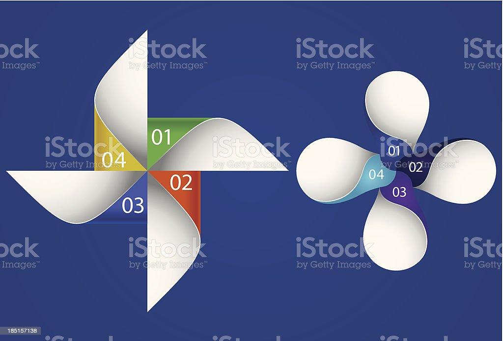 Info-Grafik-Design-Element – Vektorgrafik