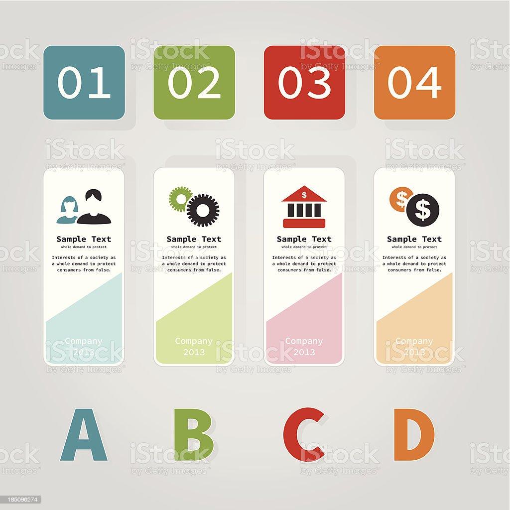 Info graphics royalty-free stock vector art