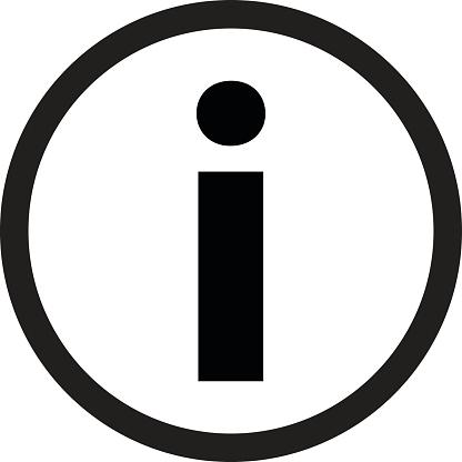 Info Icon - Stockowe grafiki wektorowe i więcej obrazów Bańka - iStock