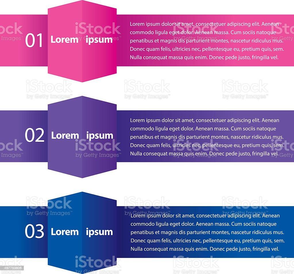 Infographic background vector art illustration