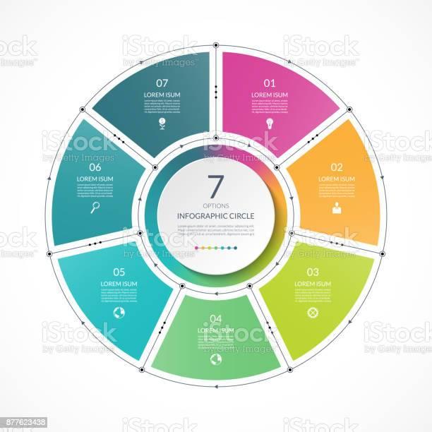 Infographic circle in thin line flat style business presentation 7 vector id877623438?b=1&k=6&m=877623438&s=612x612&h=j0tgob8fyk3del3znqlx8ysyoj0tsm0i3e83vcylm i=