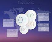 Infographic design - EPS10