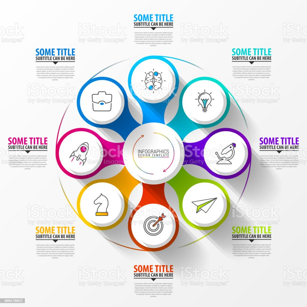 Infographic design template business concept with 8 steps stock infographic design template business concept with 8 steps royalty free infographic design template business cheaphphosting Choice Image