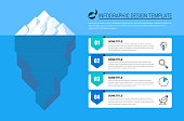 istock Infographic design template. Creative concept with 4 steps 1250275201