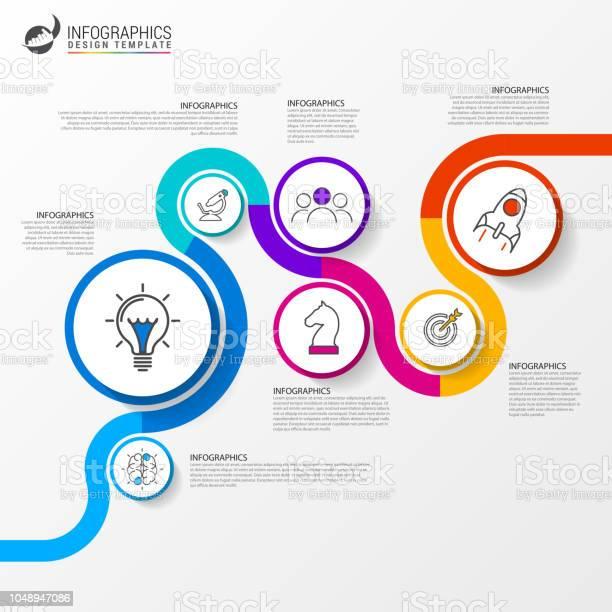 Vetores de Modelo De Design Do Infográfico Conceito Criativo Com 7 Passos e mais imagens de Acontecimentos da Vida