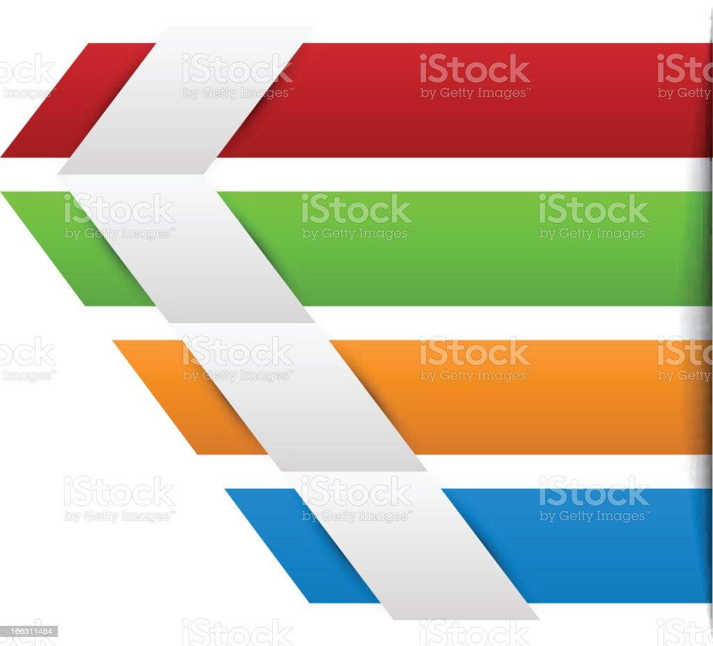 Infographic design. royalty-free stock vector art