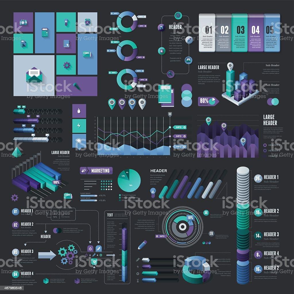 Infographic Elements - Complete Set