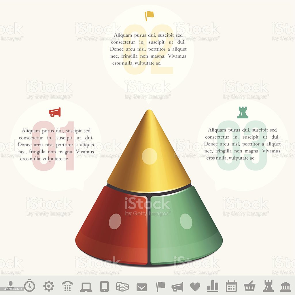 Infographic Elements & Icon Set. royalty-free stock vector art