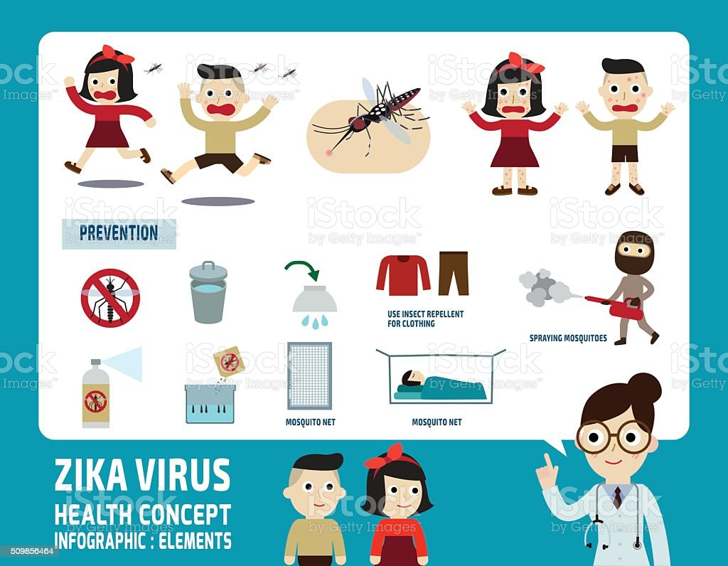 infographic, elements, icons, health care vector art illustration