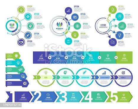 istock Infographic Elements 1297073714