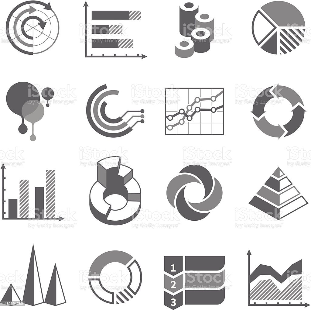 Infographic Elements royalty-free infographic elements stock vector art & more images of arrow symbol