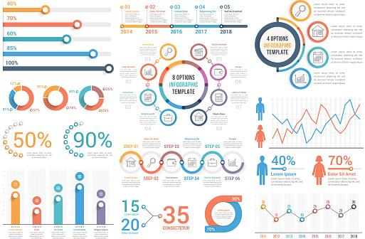 Data visualization infographics