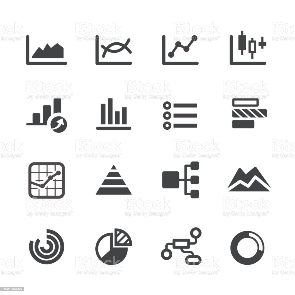 Infographic Icons vector art illustration