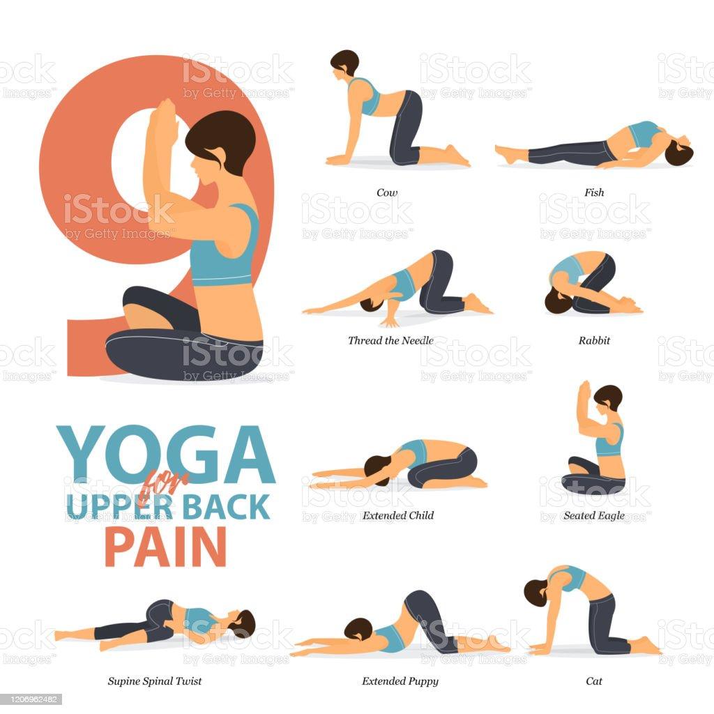 Yoga Exercise For Upper Back Pain