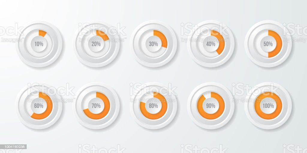 Modèles Dinfographique De Camembert Peut Être Utilisé Pour