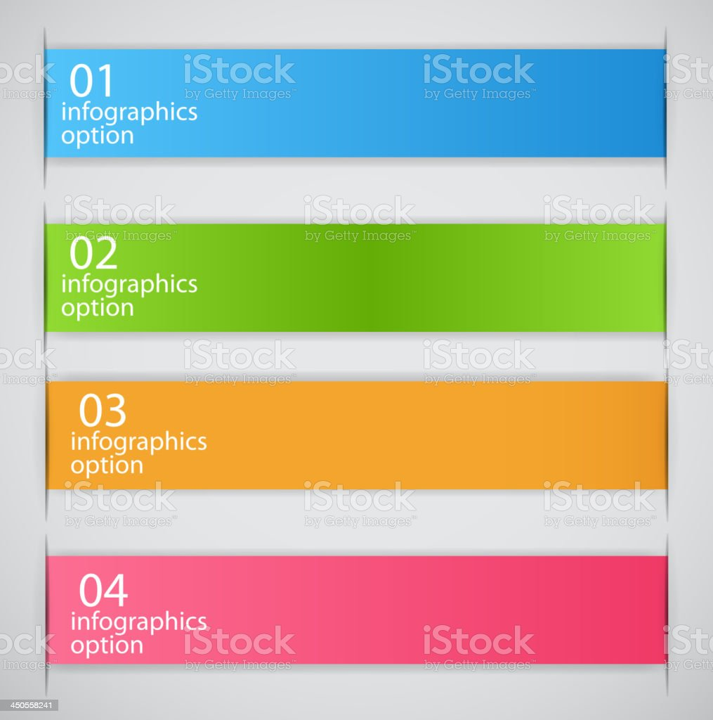 Infographic template business vector illustration royalty-free stock vector art