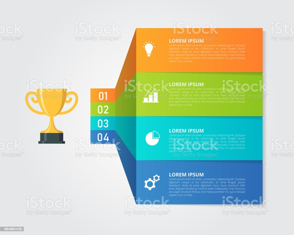 Infographic template for business, education, web design, banners, brochures, flyers, diagram, workflow, timeline. royalty-free infographic template for business education web design banners brochures flyers diagram workflow timeline stock vector art & more images of abstract