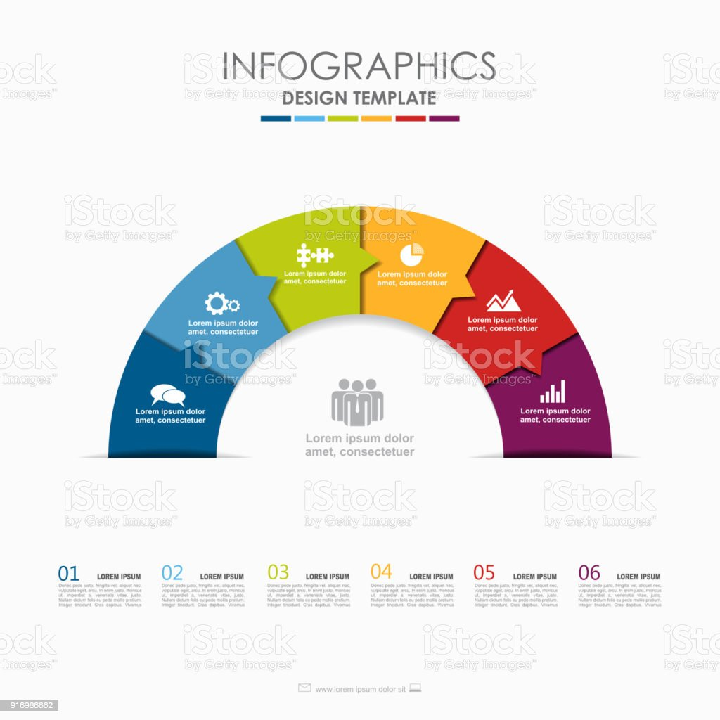 Infographic template. Vector illustration. Used for workflow layout, diagram, business step options, banner, web design. royalty-free infographic template vector illustration used for workflow layout diagram business step options banner web design stock illustration - download image now