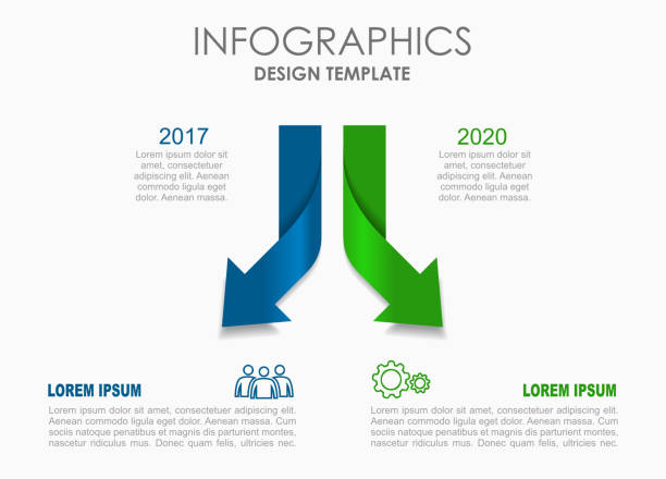 Infographic template. Vector illustration. Infographic template. Vector illustration. Can be used for workflow layout, diagram, business step options, banner, web design. choice stock illustrations