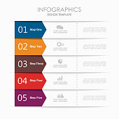 Infographic template. Vector illustration.