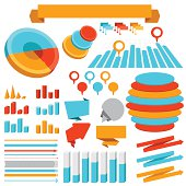istock Infographics elements collection. 167078532