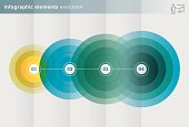 Infographics design elements vector illustration – easy to edit, manipulate and colorize.